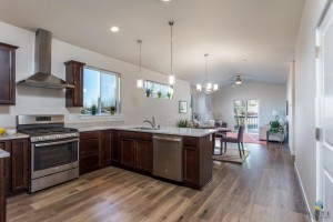 riverton- Kitchen, Dining, Living Area