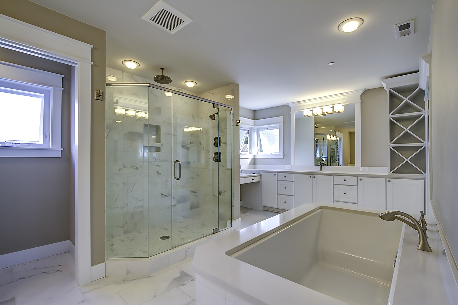 Updating bathroom cabinets specially for anchorage deebonk for Bathroom remodel anchorage