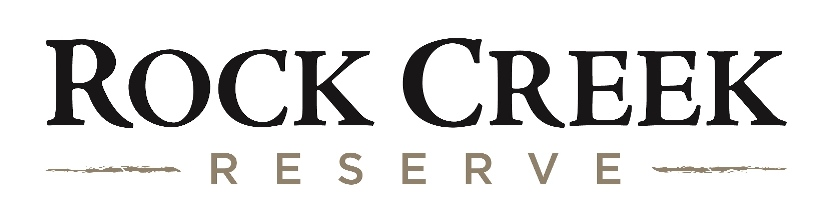 Rock Creek Reserve – SOLD OUT