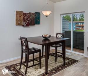 Irontree Triplex- Dining Room