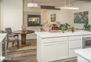 Unit 4- Dining Room/Kitchen