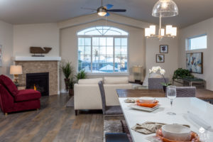 Bayfield Living Area