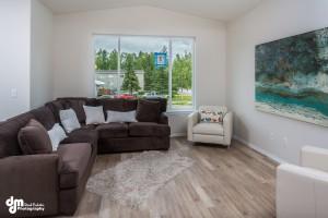 Irontree Triplex- Living Room