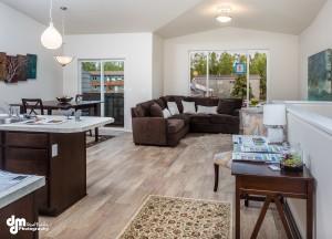 Irontree Triplex- Upstairs Living
