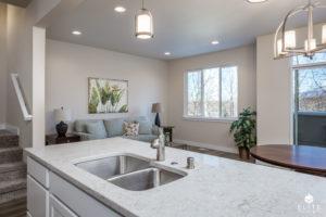 Kitchen/Living- middle unit